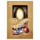 Lindt Lindor Mliečna čokoláda a vajíčka mliečna, horká a biela čokoláda s náplňou 215 g