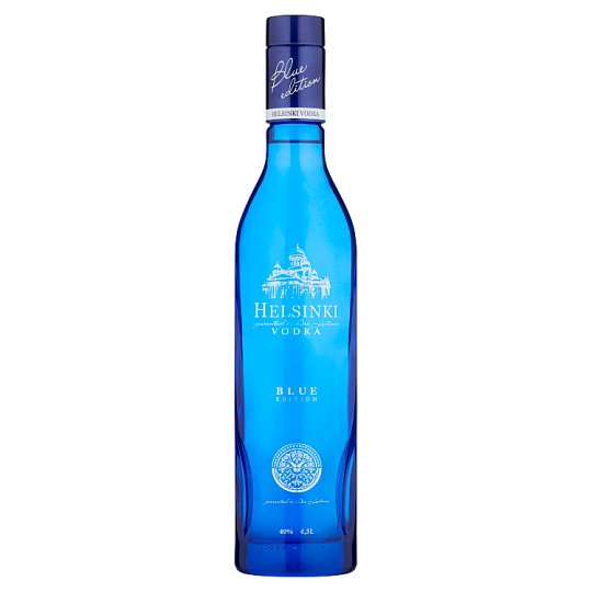 Helsinki Blue edition vodka 40% 0,5 l