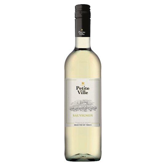 Petite Ville Sauvignon biele víno suché 750 ml