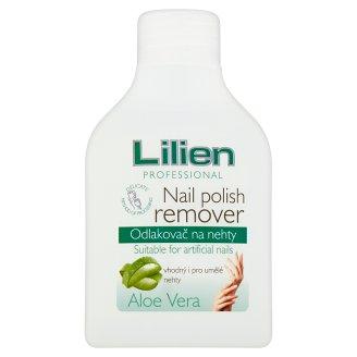 Lilien Provital Aloe Vera Nail Polish Remover 110 ml