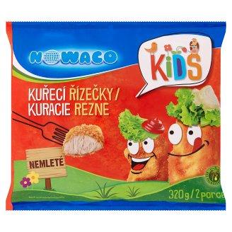 Nowaco Kids Kuracie rezne nemleté 320 g