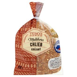 Tesco Multikorn chlieb krájaný 450 g