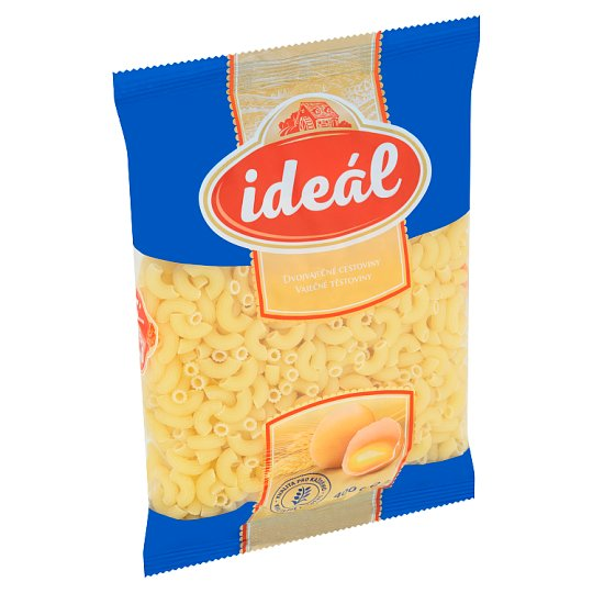 Ideál Kolienka Middle Two Eggs Pasta 400 g