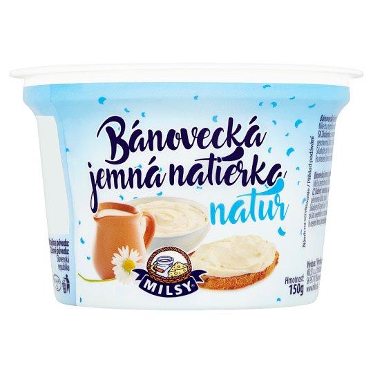 Milsy Bánovecká Fine Spread Natur 150 g