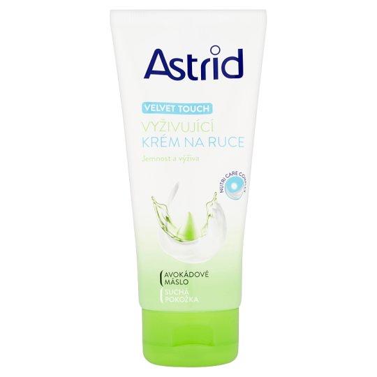 Astrid Velvet Touch Výživný krém na ruky 100 ml