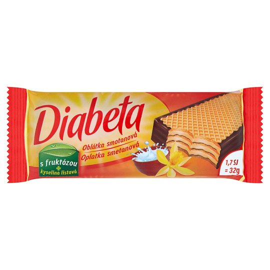Diabeta Wafer Cream 32 g