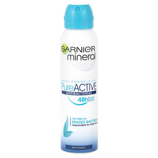 Garnier Mineral Pure Active antiperspirant 150 ml