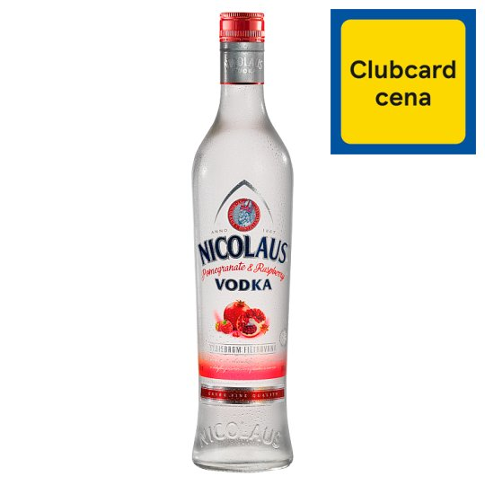 Nicolaus Vodka Pomegranate Raspberry 38% 700 ml