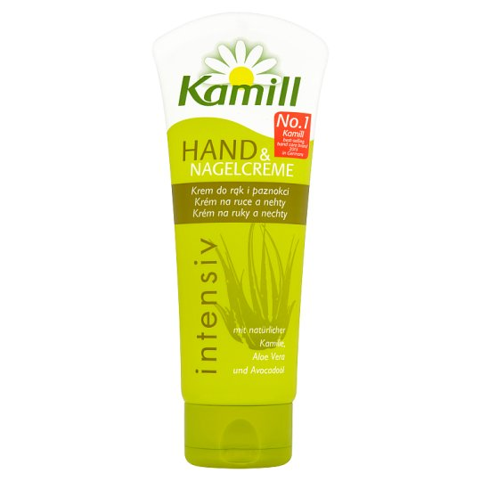 Kamill Intensiv krém na ruky a nechty 100 ml