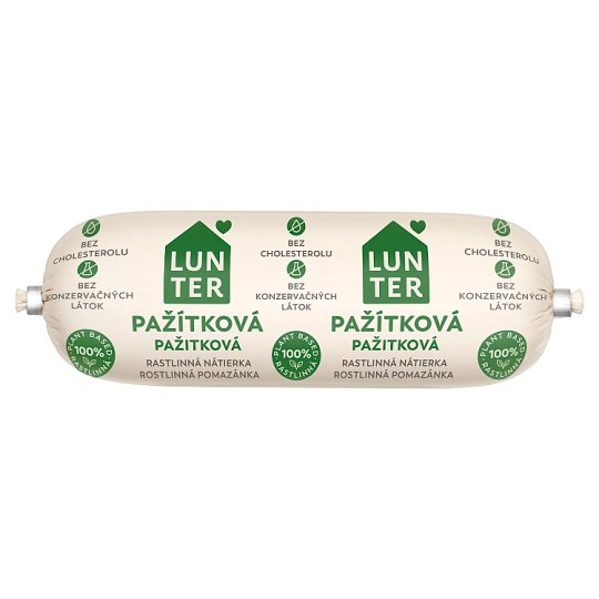 Lunter Chive Vegetable Spread 100 g