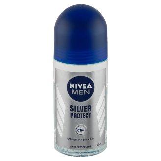 Nivea Men Silver Protect Guľôčkový antiperspirant 50 ml