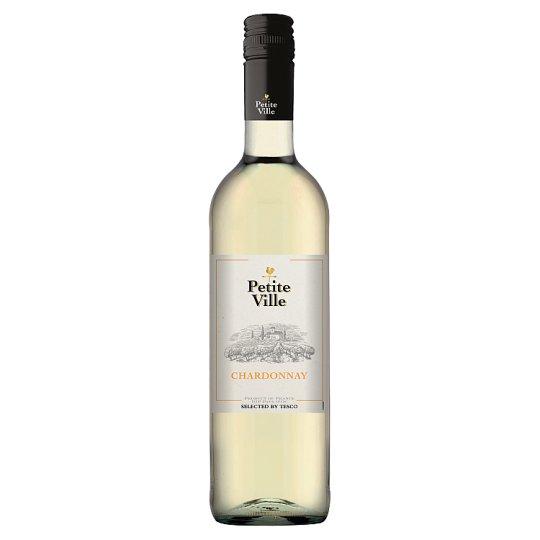 Petite Ville Chardonnay biele víno suché 750 ml
