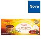 Tesco Rooibos bylinný čaj porciovaný 20 x 2 g