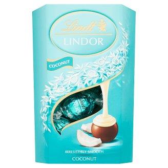 Lindt Lindor Kokosový 200 g