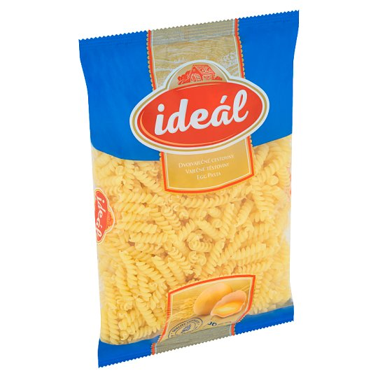 Ideál Torti Two Eggs Pasta 400 g
