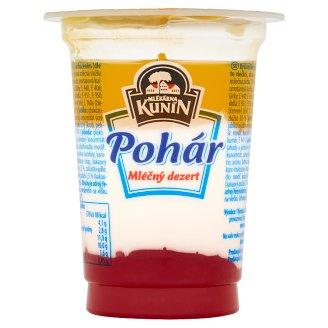 Mlékárna Kunín Cup Strawberry 150 g