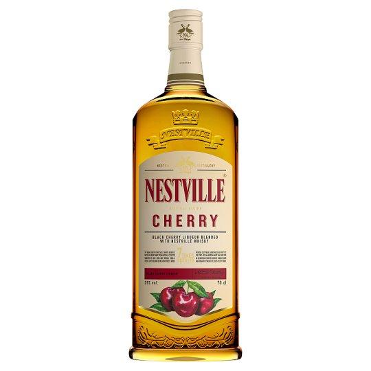 Nestville Cherry likér 35 % 0,7 l