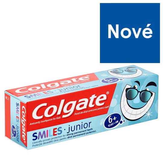 Colgate Smiles Junior zubná pasta 50 ml