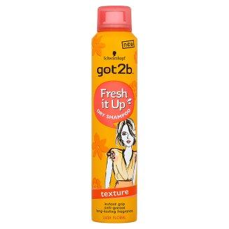 got2b Fresh It Up Texture suchý šampón 200 ml