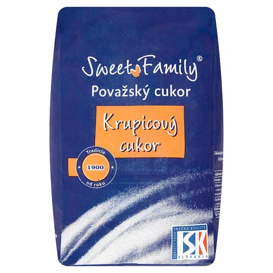 Sweet Family Caster Sugar 1 kg