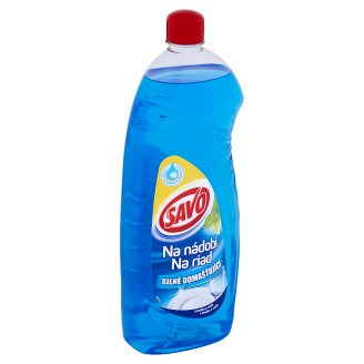 Savo for Dishes Lime and Mint 1 L