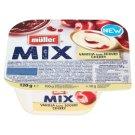 Müller Mix Vanilla Taste Jogurt Cherry Yoghurt with Vanilla Flavour 130 g