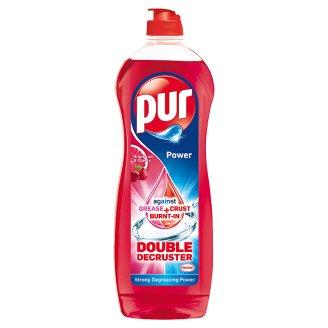 Pur Power Tekutý prostriedok na ručné umývanie riadu Grapefruit & Cherry 900 ml
