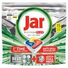 Jar Platinum Plus Tablety Do Umývačky, Lemon, 15 Kapsule