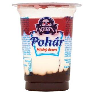 Mlékarna Kunín Pohár čoko 150 g