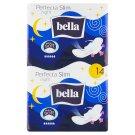 Bella Perfecta Ultra Night Ultra-thin Breathable Sanitary Napkins 2 x 7 pcs