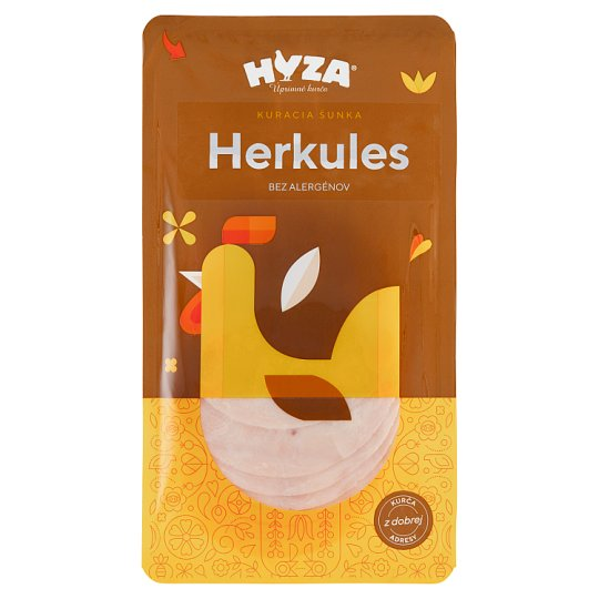 Hyza Herkules Chicken Ham Sliced 100 g