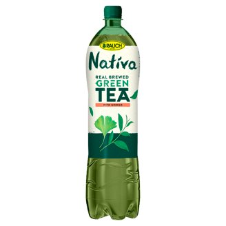 Rauch Nativa Zelený čaj s ginkgom 1,5 l