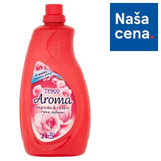 Tesco Aroma Aviváž s vôňou magnólie 66 praní 2 l