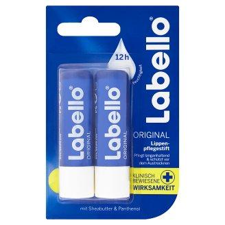 Labello Original Caring Lip Balm 2 x 4.8 g