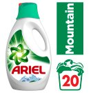 Ariel Washing Liquid Mountain Spring 1300ml 20 Washes