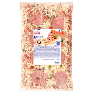Tesco Value Pizza Speciale 1 kg