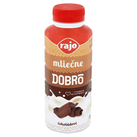 Rajo Milk Dobrô Chocolate 350 ml