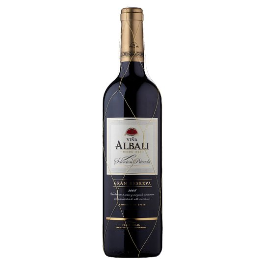 Viña Albali Gran Reserva Selection Privada Red Wine 0.75 L