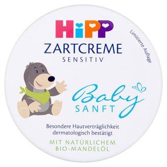 HiPP Babysanft Sensitiv jemný krém 75 ml