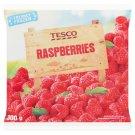 Tesco Raspberries 300 g