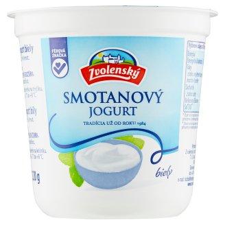 Zvolenský Smotanový jogurt biely 320 g