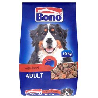 Bono Adult kompletné krmivo pre psy s hovädzinou 10 kg