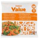 Tesco Value Garden Peas and Sliced Carrots 450 g