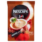 NESCAFÉ 3in1 Brown Sugar, Instant Coffee, 10 Bags x 17 g (170 g)