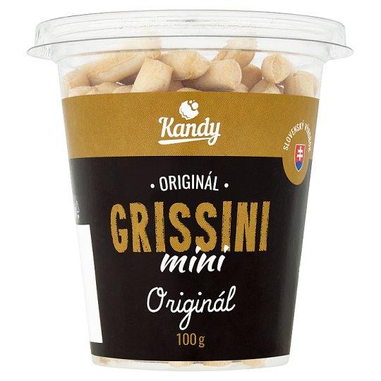 Kandy Originál mini grissini originál 100 g