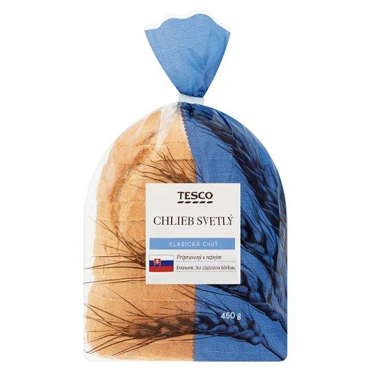 Tesco Chlieb svetlý 450 g