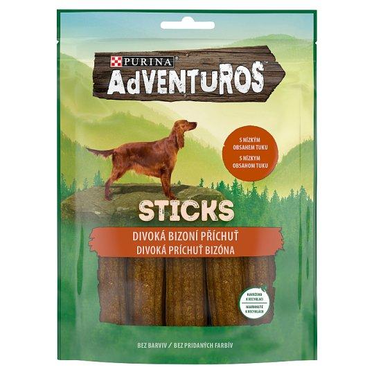 ADVENTUROS Sticks 120 g