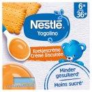 Nestlé Yogolino Dessert Biscuit 4 x 100 g