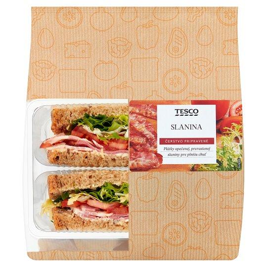 Tesco Toast Bread Bacon 154 g