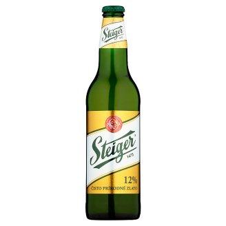 Steiger Light Lager Beer 12% 0.5 L